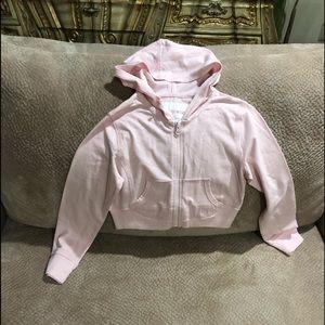 Limited Too New Pink Hoodie. SZ 12